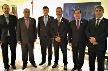 PROIFES participa de posses de novas diretorias do CONIF e CONDETUF em Brasília