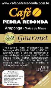 CAFÉ PEDRA REDONDA LTDA