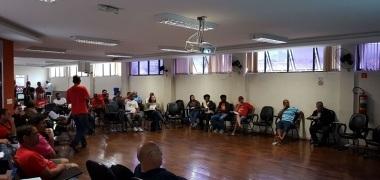 Conselho Deliberativo reunido nesta sexta, 05/12