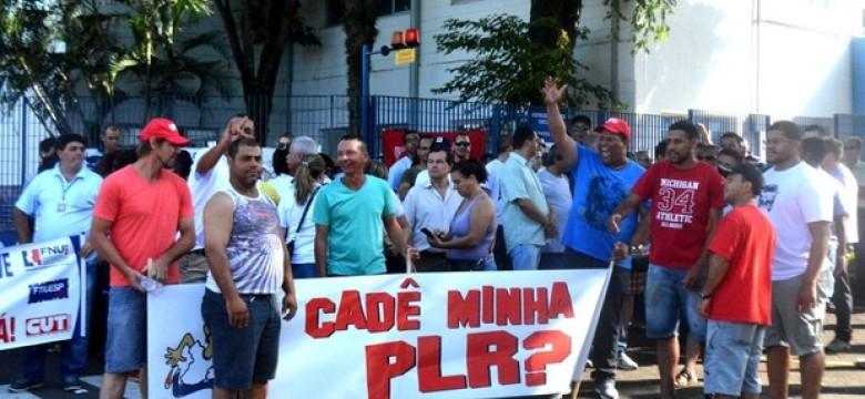 Eletricitários celebram resultado e cobram PLR