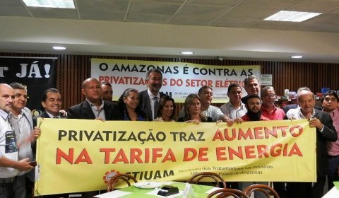 Privatização da Eletrobras: projeto vai para a Câmara
