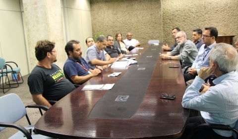 Reunião de PCR frustra categoria