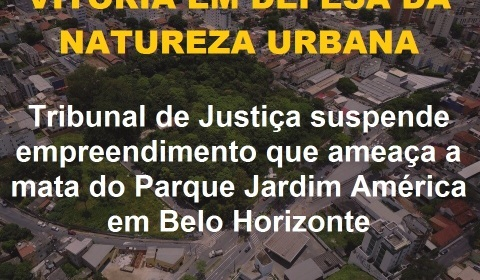Vitória em defesa da natureza urbana!