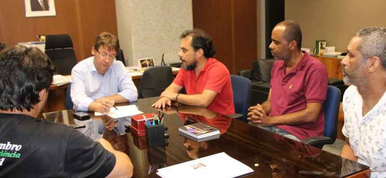 Na quinta (27) ocorreu reunião de negociação