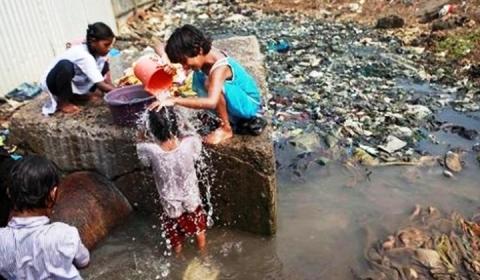 Publicação da ONU aborda impacto do meio ambiente na saúde das crianças