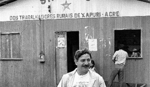 Chico Mendes, 30 anos sem o líder sindical e defensor dos povos da Floresta