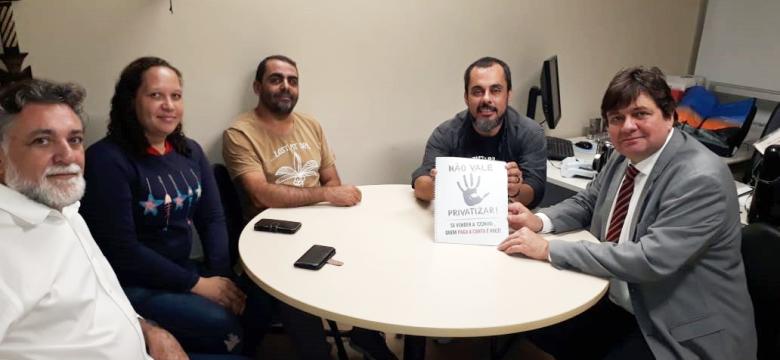 Líder da bancada do PT na ALMG, André Quintão está na luta contra a privatização da Cemig