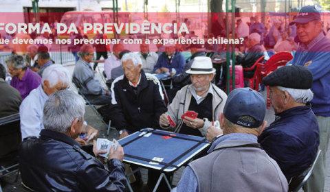 Filme de terror: chilenos revelam como é viver com aposentadoria de 33% do salário mínimo