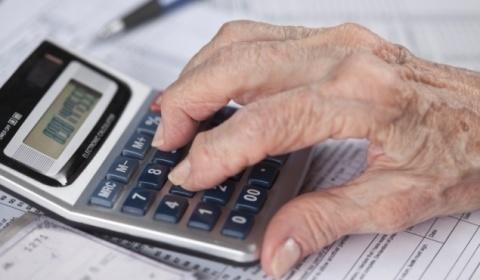 Reajuste da aposentadoria acima do salário mínimo será de 3,43%