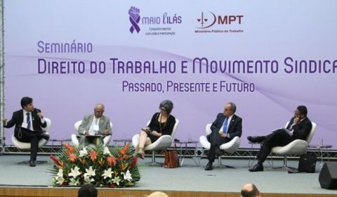 Maio Lilás reforça importância de sindicatos na defesa dos direitos trabalhistas