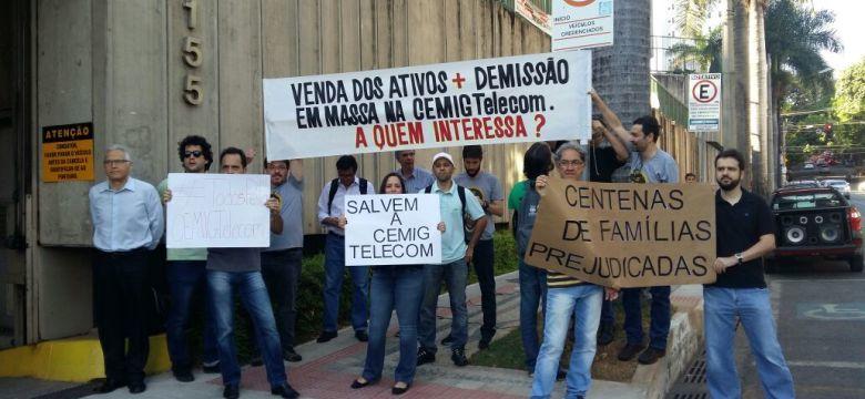 Presidente da Cemig Telecom renuncia por discordar da privatização
