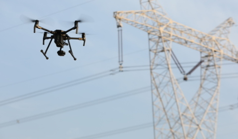 Cemig quer drones no lugar de eletricistas