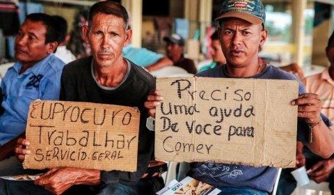 Nota da CUT: Solidariedade aos imigrantes venezuelanos expulsos por brasileiros