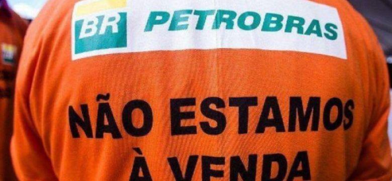 Petroleiros aprovam greve contra privatização