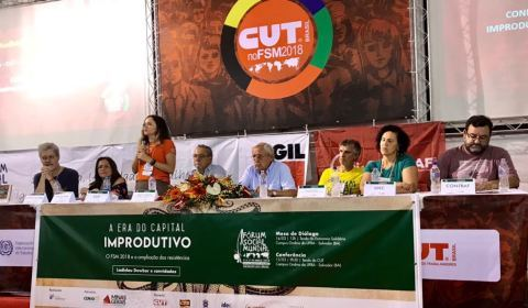 Fórum Social Mundial propõe alternativas aos retrocessos democráticos