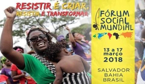 Um outro mundo é possível: Fórum Social Mundial começa nesta terça, em Salvador