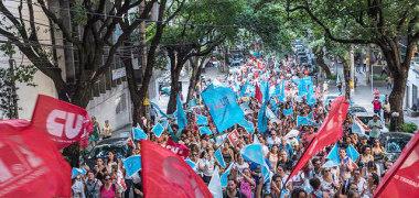 Greve justa: trabalhadoras da educação pública em Minas recebem 18,9% abaixo do piso