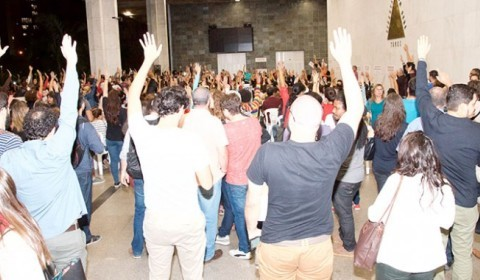 Professores da rede privada em Minas estão de greve