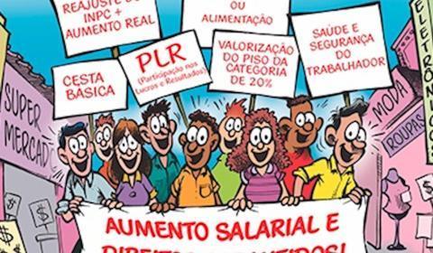 Categoria forte conquista: bancários garantem derrota da Reforma Trabalhista no ACT