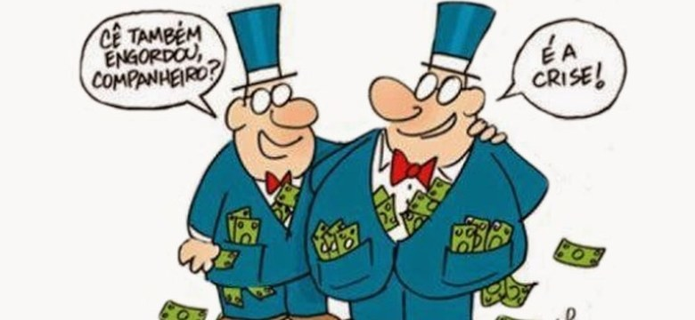 Bancos lucram cada vez mais, reduzem crédito e empregos