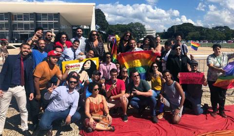 Vitória do movimento LGBTs: STF aprova criminalização da homofobia