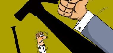 O assédio moral como estratégia de gestão