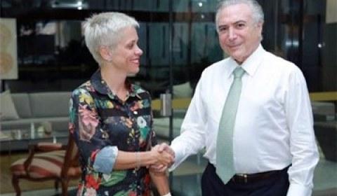 STF suspende posse de Cristiane Brasil no Ministério do Trabalho