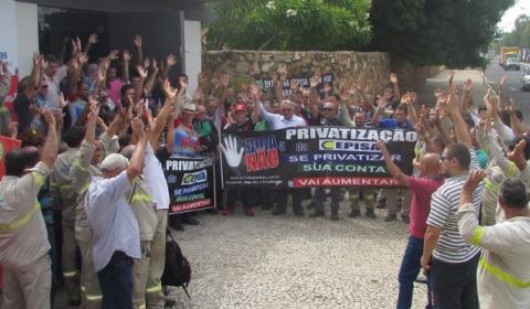 Eletricitários do Piaui lutam para impedir que Energisa compre a Cepisa