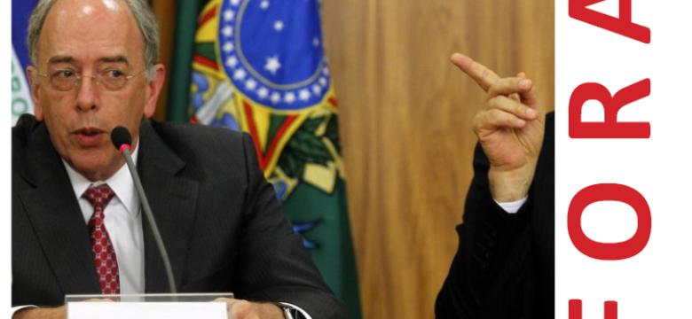 FUP processa Pedro Parente por improbidade e exige confisco de seus bens
