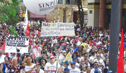 Começou por SP: reforma da Previdência para o funcionalismo