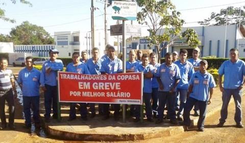 Trabalhadores da Copasa aprovam Acordo Coletivo 2018-2019