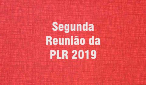 2ª reunião de negociação da PLR é hoje