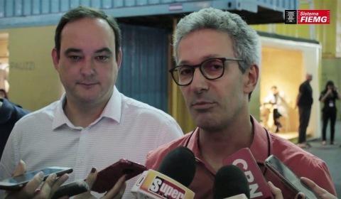 Zema diz que Cemig é mais um entrave do que propulsor de desenvolvimento