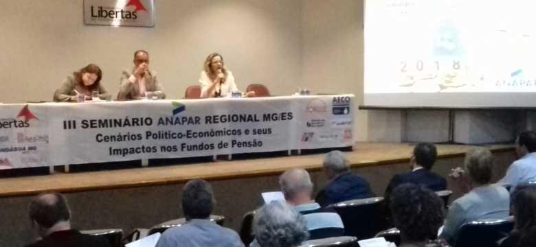Nesta sexta-feira Anapar promove debate sobre Previdência Privada em BH