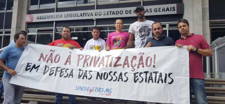 As privatizações em debate, com Márcio Pochmann, em BH