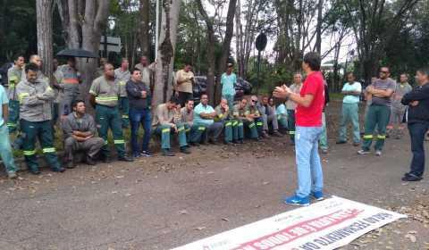 Categoria se mobiliza contra fechamento da usina de Igarapé