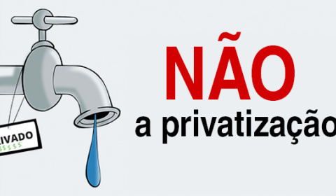 No apagar das luzes: Temer edita nova MP que privatiza o saneamento