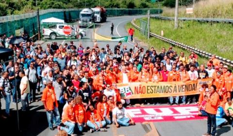 Suspenso processo de privatização da Petrobras