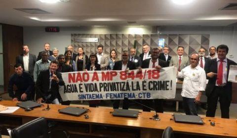 Entenda como a MP da privatização das águas prejudica os brasileiros