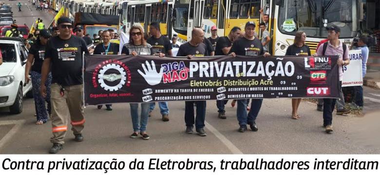 A venda da Eletrobras: o aumento da tarifa e o bagaço devolvido depois ao Estado