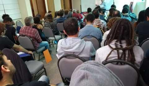 Sindieletro participa de debates em defesa da soberania energética e da água