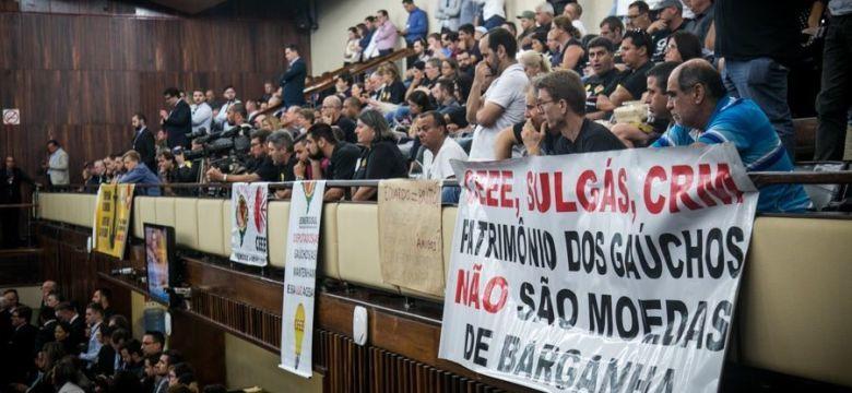 Governador do Rio Grande do Sul defende fim do plebiscito para privatizar estatais