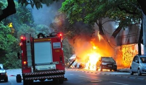 O que o incêndio no centro de BH pode dizer sobre os serviços prestados pela Cemig