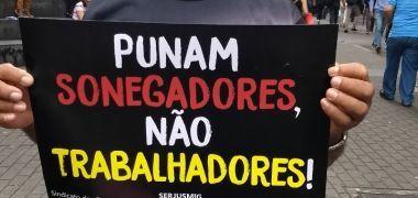 CUT Minas mantém mobilização para esta terça, dia 05