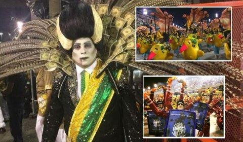 Carnaval 2018: quando o samba não é escravo de nenhum senhor