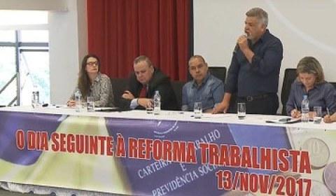 Com reforma de Temer, trabalhadores são punidos por acessarem a Justiça