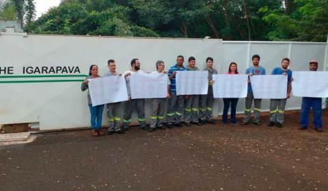 Usinas operadas pela RIP à BEIRA DO COLAPSO: trabalhadores são submetidos ao desrespeito
