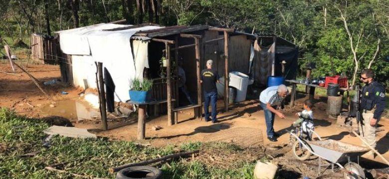 Trabalhadores são resgatados em condições análogas à escravidão em Minas