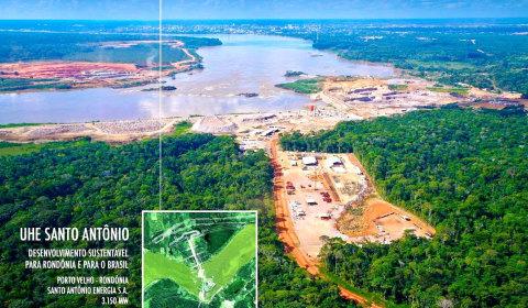 Companhia chinesa faz proposta para comprar Santo Antônio