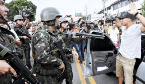 A intervenção militar no Rio de Janeiro e a guerra contra os pobres